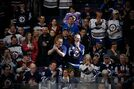 Jets seek to put select fans in stands for next round