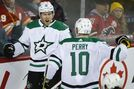 It took a while, but Pavelski, Perry starting to shine with Stars