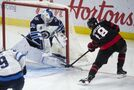 Spiralling Jets drop seventh straight in 2-1 loss to Sens