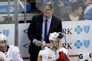 Flames investigating allegation head coach used racial slurs