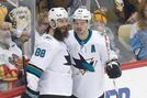 Burns' OT winner gives Sharks 3-2 victory over Penguins