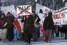 'We will not be ignored,' aboriginal rights activist says