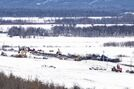 Officials still working out how much oil leaked from derailment in Manitoba