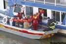 Passengers removed from stranded River Rouge