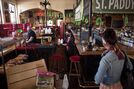 Restaurants pivot to groceries, cater to community amid COVID-19 woes