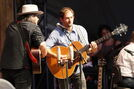 Rain washes out Wilco, but Jenny Lewis shines for Folk Fest's final night