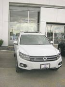 For 2015, Volkswagen has increased the level of standard equipment on the Tiguan.
