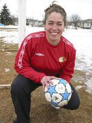 Chantal Schriemer will run the C-Pow Fitness Summer Soccer Festival on June 7 and 8.