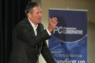 NDP's delay in calling byelection disrespectful, Pallister says