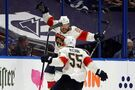 Lomberg scores in OT to lift Panthers past Lightning, 6-5