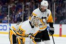 Pens goalie Jarry intent on learning from playoff woes