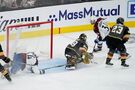 Quick study: Knights neutralize Avs' speed, series tied at 2