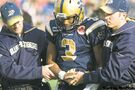 Bombers lose Jyles, Brink for rest of season