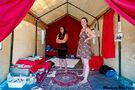 Red Tent provides safe place for women