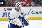 Maple Leafs coach Keefe says backup goalie will start opener of back-to-back