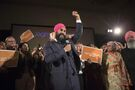 Jagmeet Singh looks to defy the odds again on the campaign trail