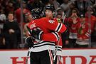 Kane scores twice, Blackhawks skate past Sharks 6-2
