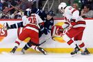 Aho, Staal score twice as the Hurricanes double up the Winnipeg Jets 6-3