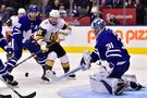 Frederik Andersen stellar in making 36 saves as Leafs down Knights 3-1