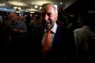 NDP far from Manitoba slate as Mulcair comes to town