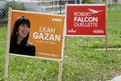 NDP gains momentum in city core