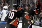 Ducks chase Hellebuyck in 7-4 win over Jets