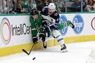 Jets had plenty of guts, not enough goals in 5-3 loss to Stars