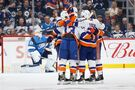 Mathew Barzal's two-goal performance powers Islanders past Jets 3-1