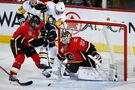 Malkin scores historic goal for  Penguins in 4-1 win over Calgary Flames