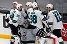 Gambrell scores as Sharks beat Kings for 4th straight win