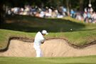 Wood overcomes late wobble, wins BMW PGA Championship