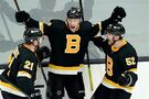 Bruins score 3 unanswered goals in 3rd, beat Sabres 5-2