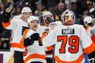 Farabee scores in shootout, Flyers beat Bruins 3-2