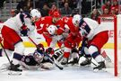 Dubois' goal in 3rd helps Blue Jackets beat Red Wings 5-3