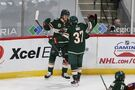 Wild slow Avs' surge as Fiala's hat trick highlights 8-3 win