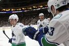 Pettersson, Markstrom help Canucks beat Wild 4-1