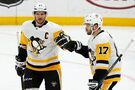 Crosby scores 400th goal as Penguins beat Blues 4-1