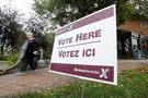 Election polls close, Manitoba awaits results