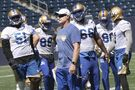 Commonwealth familiar place for Blue Bombers pivot