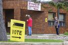 Casting ballots quick, smooth across city, early voters report