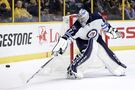 Goaltending fuel for Jets' flagging confidence