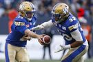 Bombers pivot pleased with all of their numbers... except the score
