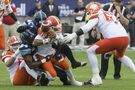 Improved defence has Argos on upswing