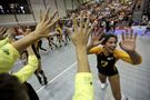 Volleyball women spike way to gold