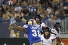 Bombers' defence no match for Redblacks' offence