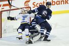 Lousy start, worse luck make Tyler Myers' play look worse than it is