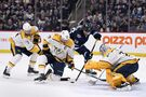 Jets fall prey to Predators