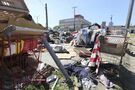 Homeless camp cleanup starts today