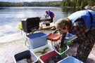 Experimental Lakes researchers weather pandemic season