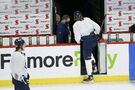 'Day-to-day is an honest assessment' of Laine's injury: Maurice